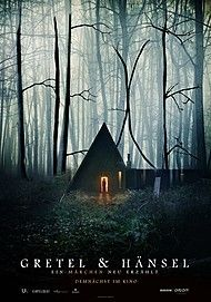 """Movie poster for """"GRETEL AND HANSEL"""""""