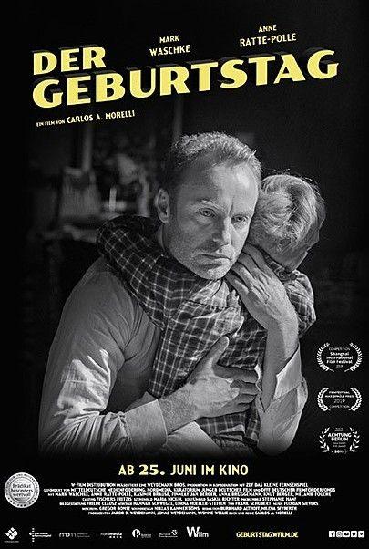 """Filmplakat für """"Der Geburtstag"""""""