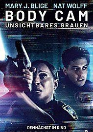 """Movie poster for """"BODY CAM"""""""