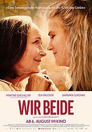 """Filmplakat für """"WIR BEIDE"""""""