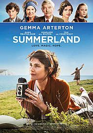 "Movie poster for ""SUMMERLAND"""