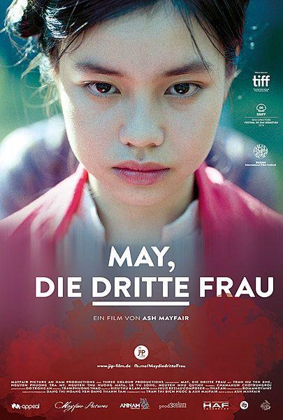"Filmplakat für ""MAY, DIE DRITTE FRAU"""