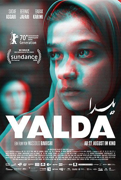 """Filmplakat für """"YALDA"""""""
