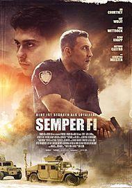 """Filmplakat für """"SEMPER FI"""""""