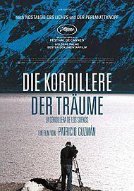 """Filmplakat für """" LA CORDILLERA DE LOS SUENOS - DIE KORDILLERE DER TRÄUME"""""""