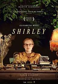 """Movie poster for """"SHIRLEY"""""""