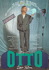 "Movie poster for ""OTTO - THE MOVIE"""
