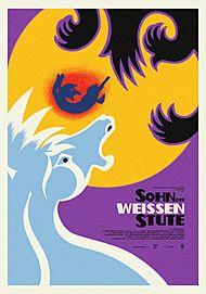 """Movie poster for """"Fehérlófia """""""