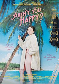 """Movie poster for """"AREN'T YOU HAPPY?"""""""