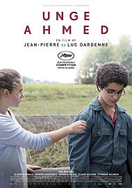 """Movie poster for """"UNGE AHMED"""""""