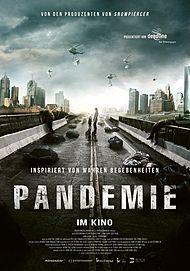 """Filmplakat für """"Pandemie"""""""