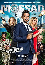 """Filmplakat für """"Mossad"""""""