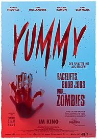"""Movie poster for """"YUMMY"""""""