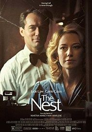 "Movie poster for ""THE NEST"""