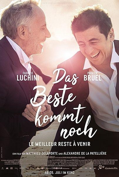"""Filmplakat für """"DAS BESTE KOMMT NOCH"""""""