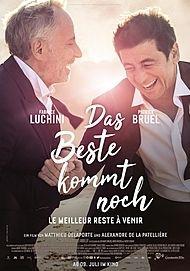 """Movie poster for """"LE MEILLEURE RESTE À VENIR """""""