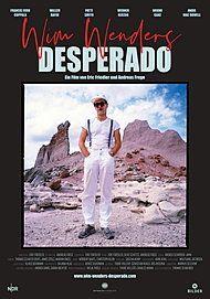 "Movie poster for ""WIM WENDERS, DESPERADO"""