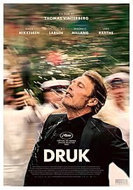 "Movie poster for ""DRUK"""