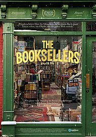 "Filmplakat für ""THE BOOKSELLERS"""