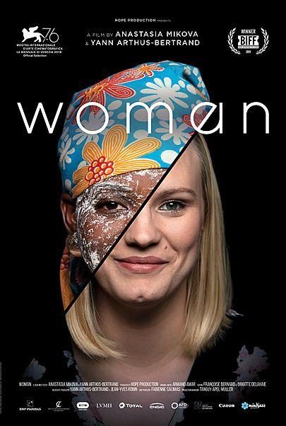 """Filmplakat für """"WOMAN"""""""