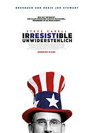 """Filmplakat für """"IRRESISTIBLE - UNWIDERSTEHLICH"""""""