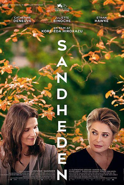 Plakat for SANDHEDEN