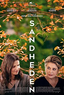 "Movie poster for ""SANDHEDEN"""