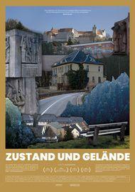 """Movie poster for """"ZUSTAND UND GELÄNDE"""""""