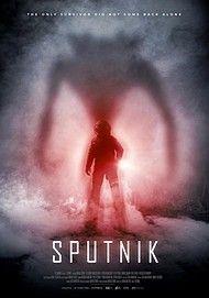 """Movie poster for """"SPUTNIK"""""""