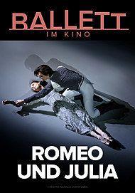 """Filmplakat für """"BOLSCHOI 20-21: ROMEO UND JULIA"""""""