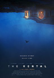 "Movie poster for ""THE RENTAL"""