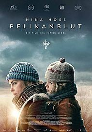 "Movie poster for ""PELIKANBLUT - FILMSTART IN ÖSTERREICH"""