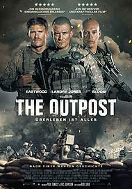 "Movie poster for ""THE OUTPOST """