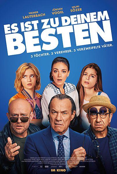 """Filmplakat für """"ES IST ZU DEINEM BESTEN"""""""