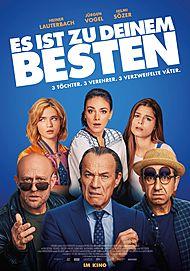 """Movie poster for """"ES IST ZU DEINEM BESTEN"""""""