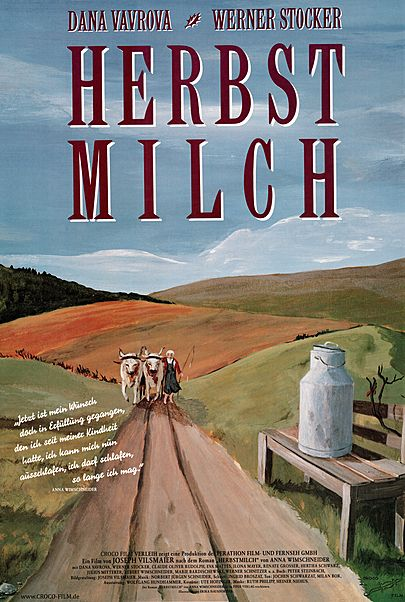 """Movie poster for """"HERBSTMILCH"""""""