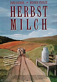 "Movie poster for ""HERBSTMILCH"""