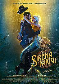 "Movie poster for ""Una Sirena A Parigi"""