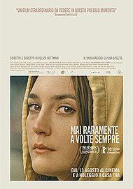 """Movie poster for """"Mai Raramente A Volte Sempre"""""""
