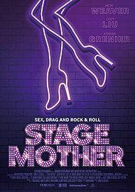 """Filmplakat für """"Stage Mother"""""""