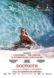 "Movie poster for ""Dogtooth"""