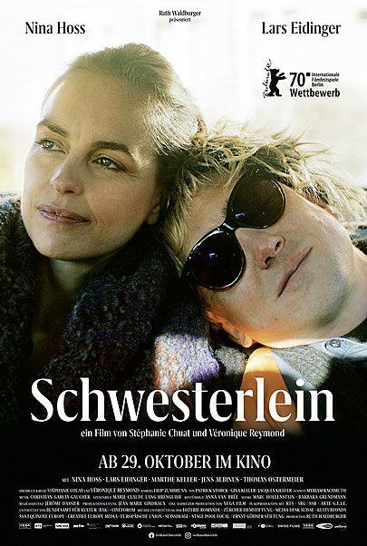 """Filmplakat für """"SCHWESTERLEIN"""""""