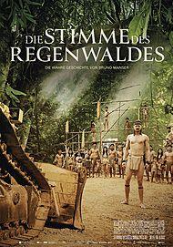 """Movie poster for """"DIE STIMME DES REGENWALDES"""""""