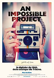 """Movie poster for """"AN IMPOSSIBLE PROJECT"""""""