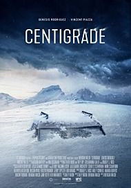 "Movie poster for ""CENTIGRADE"""