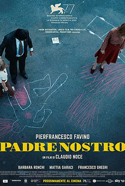 """Movie poster for """"PADRE NOSTRO"""""""