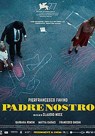 "Movie poster for ""PADRE NOSTRO"""