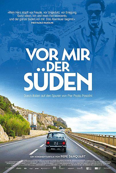 """Filmplakat für """"VOR MIR DER SÜDEN"""""""
