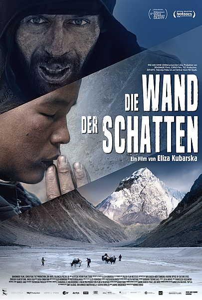 """Movie poster for """"DIE WAND DER SCHATTEN"""""""