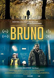 """Movie poster for """"BRUNO"""""""